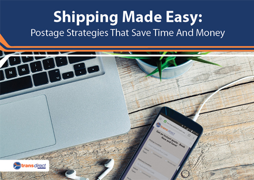 Shipping Made Easy Ebook Cover