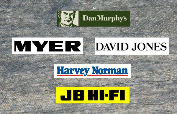 big 5 online retailers