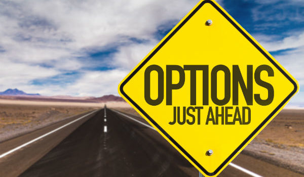 options-ahead-sign