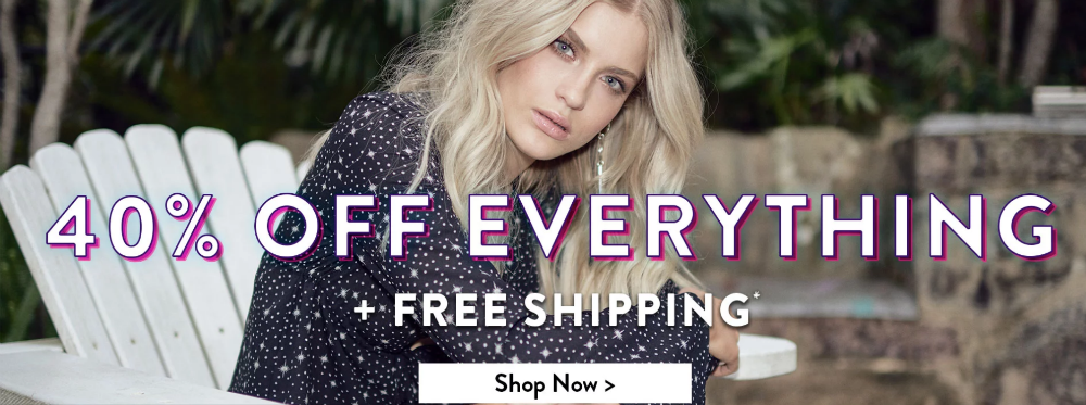 boohoo australia 40% off advertisement