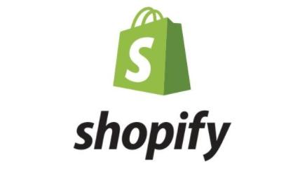 shopify ecommerce logo