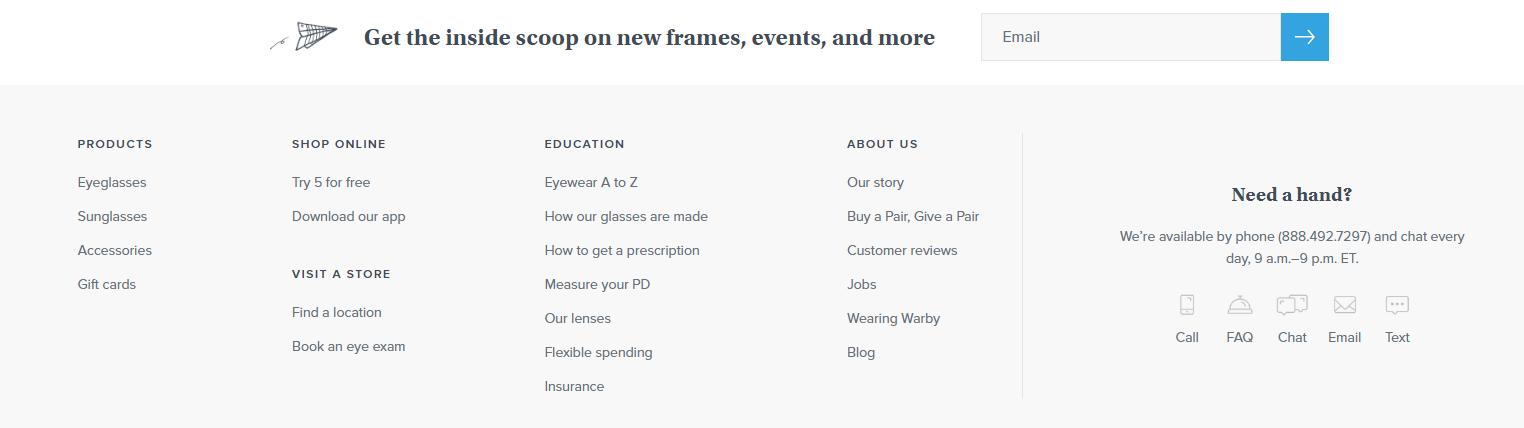 Warby-Parker-Customer-Service