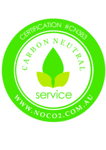 Carbon Neutral Certification Logo