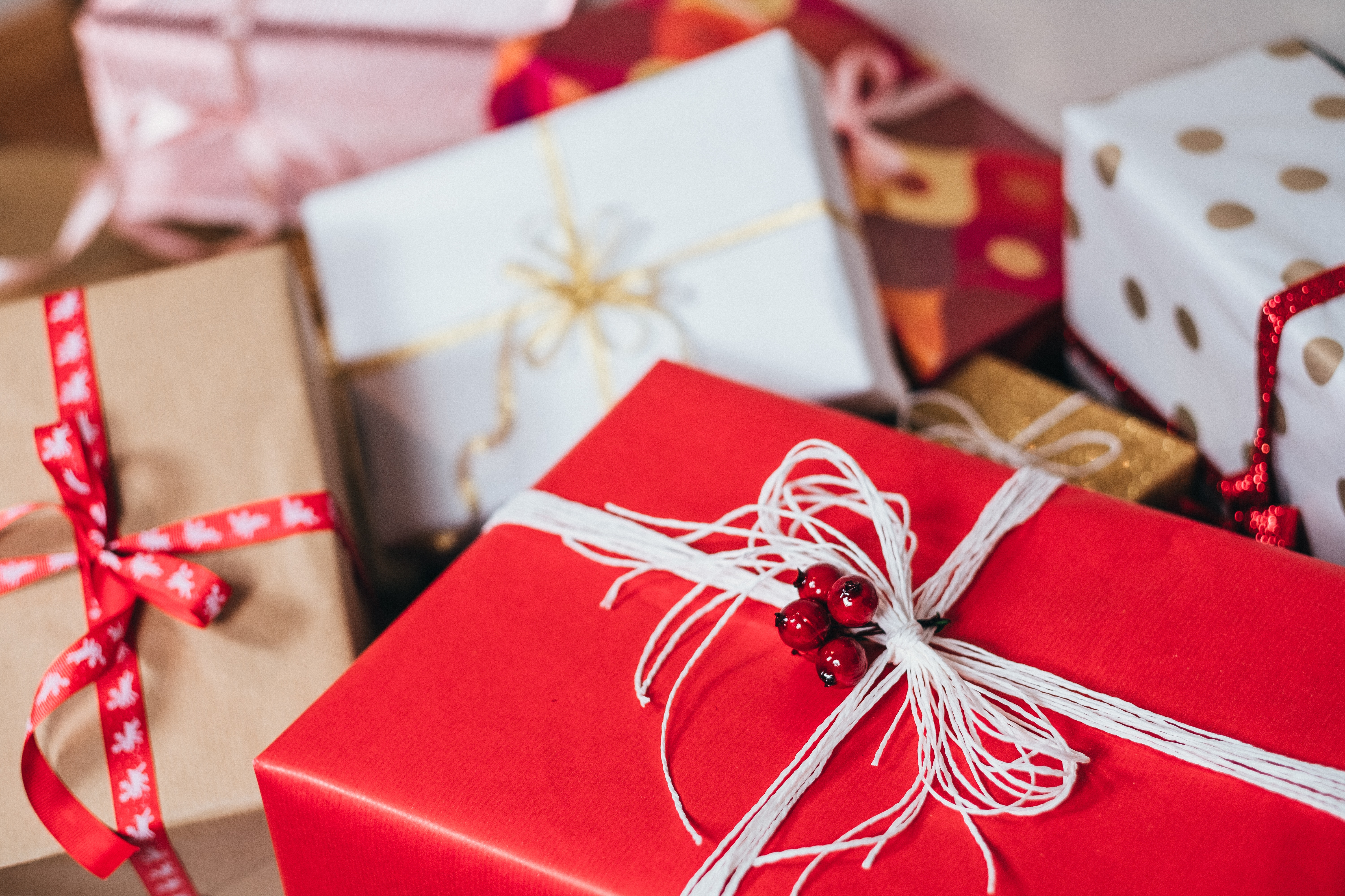 photo-of-christmas-presents