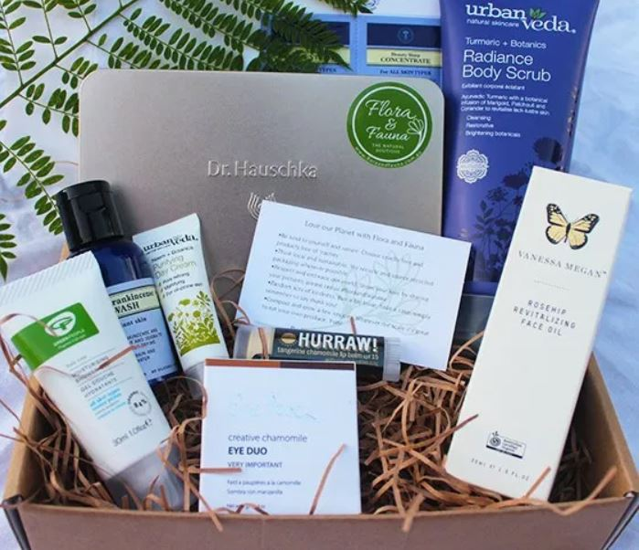 Flora & Fauna beauty box