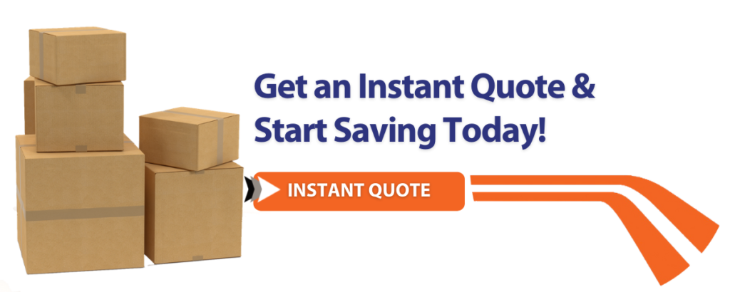 Instant quote banner